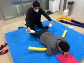 동작삼일수영장, 전문직 교사 지도력 향상 위한 교수법 연구